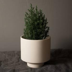 Bilde av Kiaby Krukke/vase keramikk beige