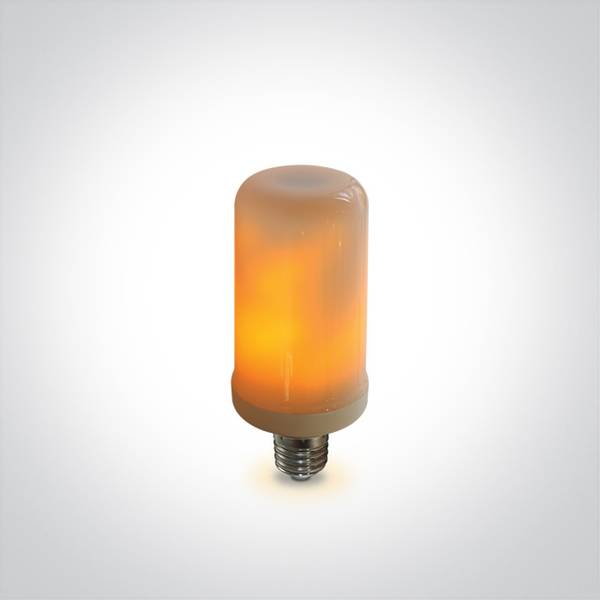 Flickering LED Flame Effect E27