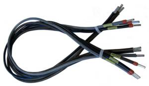 Bilde av Målersløyfesett 3fase+N 10mm²