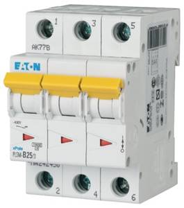 Bilde av Eaton FAZ Industriautomat 25A