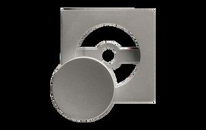 Bilde av LEDDim Sølv Front ABS