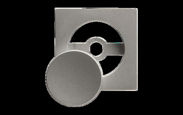 LEDDim Sølv Front ABS