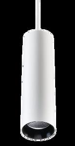 Bilde av Zip Tube Mini Pendel Hvit 17W