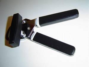 Bilde av Boksåpner, sort håndtak