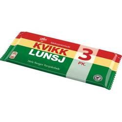 Freia Kvikklunsj 3 pk.