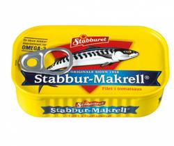 Stabbur-makrell 110g