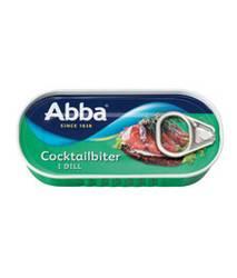 Abba Cocktailbiter dill