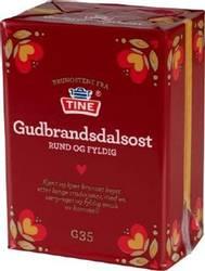 TINE Gudbrandsdalsost (G35) 1kg