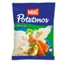 Mills Potetmos med gressløk