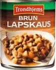 Trondhjems Lapskaus Brun