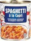 Spaghetti a la capri
