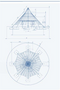 Klatrepyramide 650 cm statisk