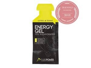 Bilde av Purepower Energigel Lemon Tea