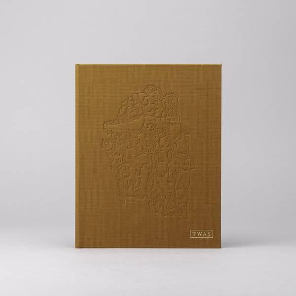 Bilde av Notatbok - Side Fold Pine