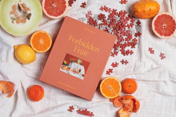Bilde av Puslespill - Forbidden Fruit