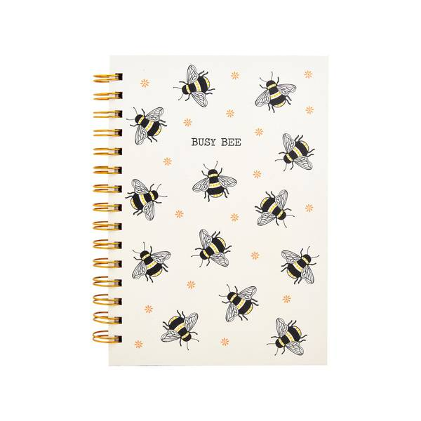 Bilde av Notatbok - Busy Bees A5