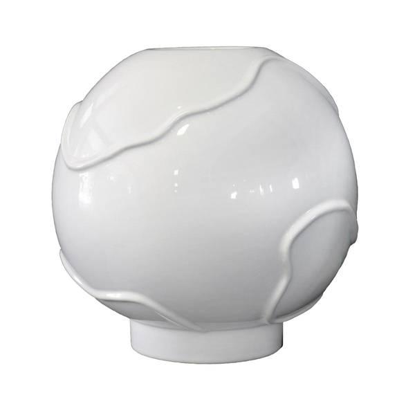 Bilde av Form vase - Shiny White