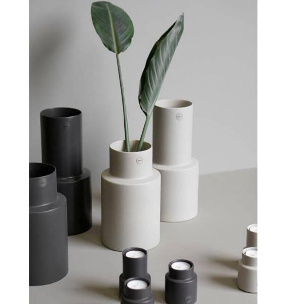 Bilde av Oblong Vase Small - Mole