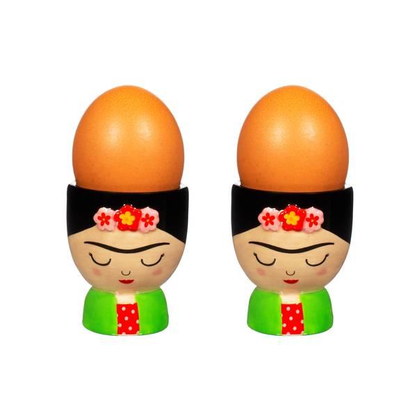 Bilde av Frida eggeglass 2pk