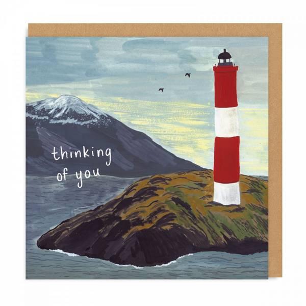 Bilde av Thinking of You Square Card