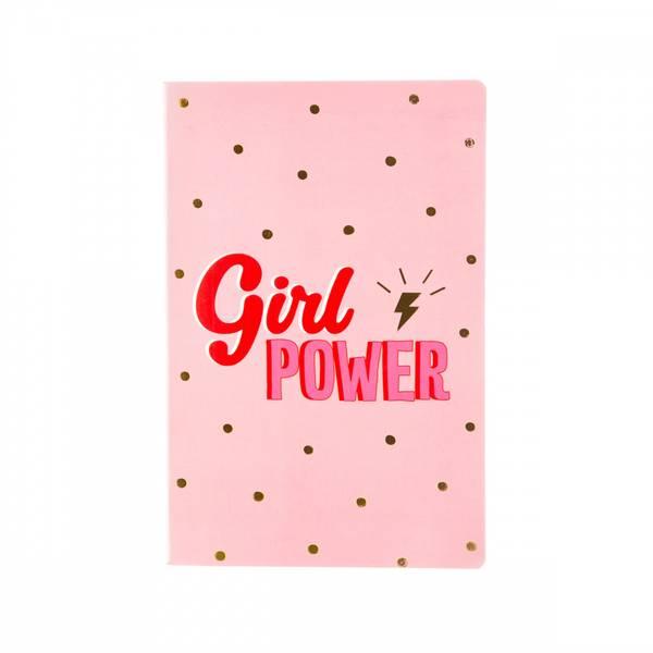 Bilde av Girl Power A5 Notatbok