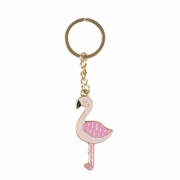 Bilde av Flamingo Nøkkelring