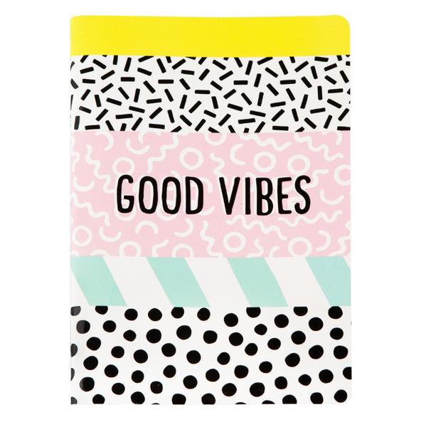 Bilde av Notatbok - Good Vibes