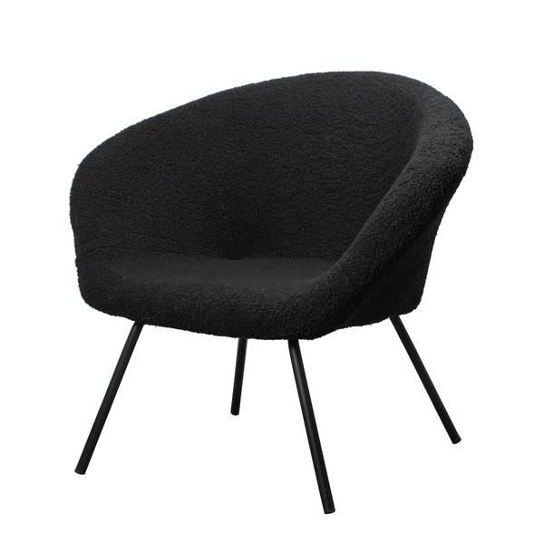 Bilde av Lounge Chair Theodore Sort