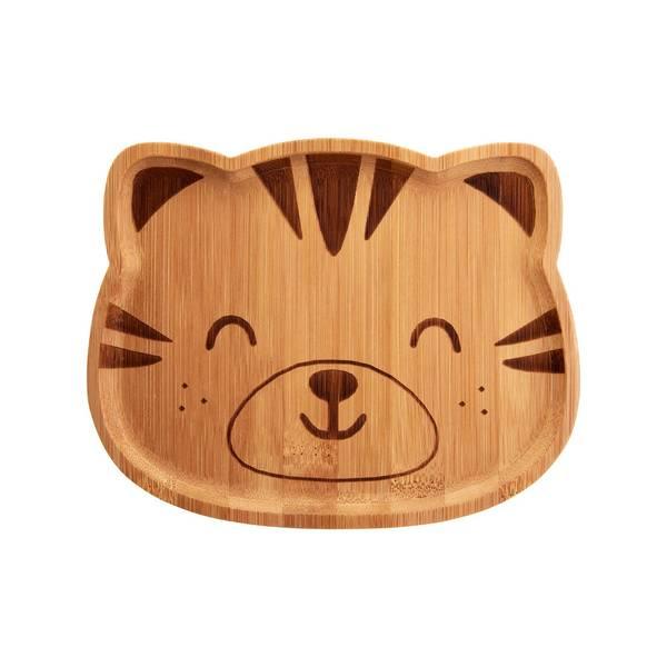 Bilde av Tiger - bambustallerken