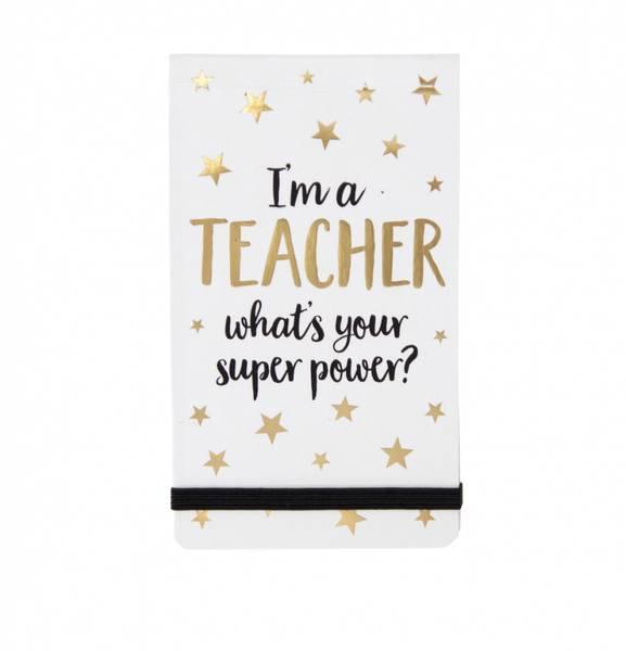 Bilde av Teacher - notatblokk