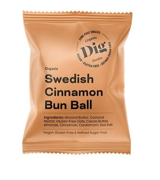 Bilde av Get Raw - Cinnamon Bun