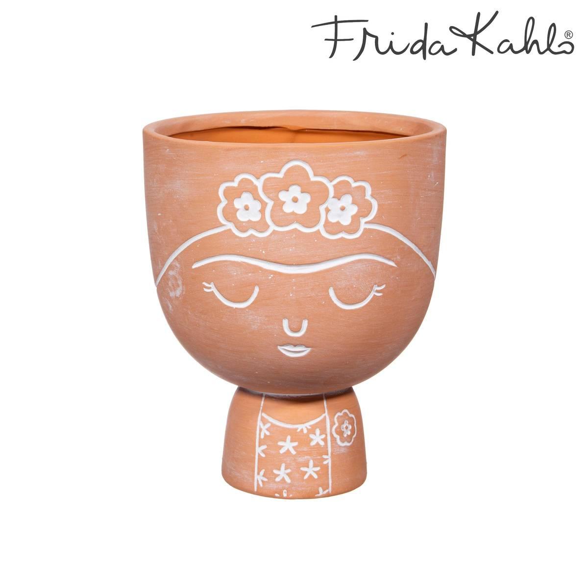 Frida Terracotta Medium Planter