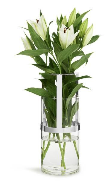 Bilde av Vase - Hold Stor Sølv