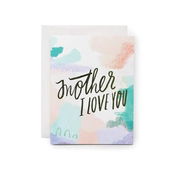 Bilde av Mother I Love You Kort