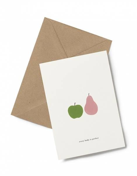 Bilde av Kort - Apple and pear (every