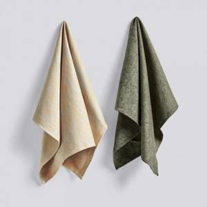 Bilde av HAY Tea towel (set med 2)      NO 6 BALLPOINT