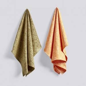 Bilde av HAY Tea towel (set med 2)   |  NO 8 BALLPOINT