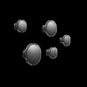 Bilde av MUUTO The Dots METAL Set BLACK