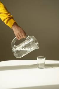 Bilde av Nedre Foss VANNFALL glass  karafell
