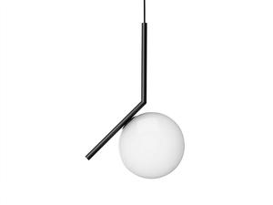 Bilde av FLOS IC S1 taklampe | BLACK