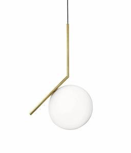 Bilde av FLOS IC S2  taklampe | Brass