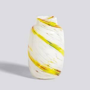 Bilde av HAY Splash vase | LEMON SWIRL