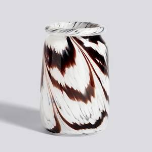 Bilde av HAY Splash vase   COFFEE AND WHITE