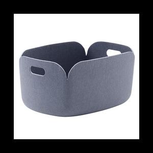 Bilde av MUUTO RESTORE Basket | BLUE GREY