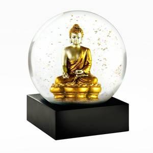 Bilde av COOLSNOWGLOBES  | Gold Buddha