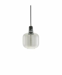Bilde av Normann Copenhagen AMP Lamp round  | SVART