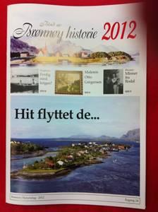 Bilde av Blad av Brønnøy historie 2012