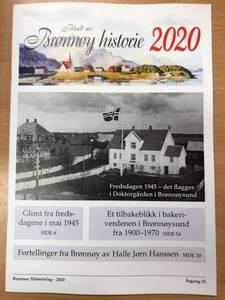 Bilde av Blad av Brønnøy historie 2020