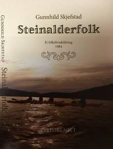 Bilde av Steinalderfolk En folkelivsskildring