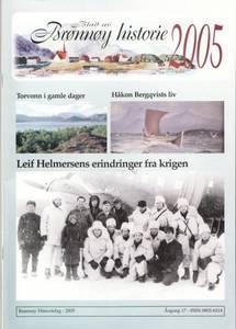 Bilde av Blad av Brønnøy historie 2005